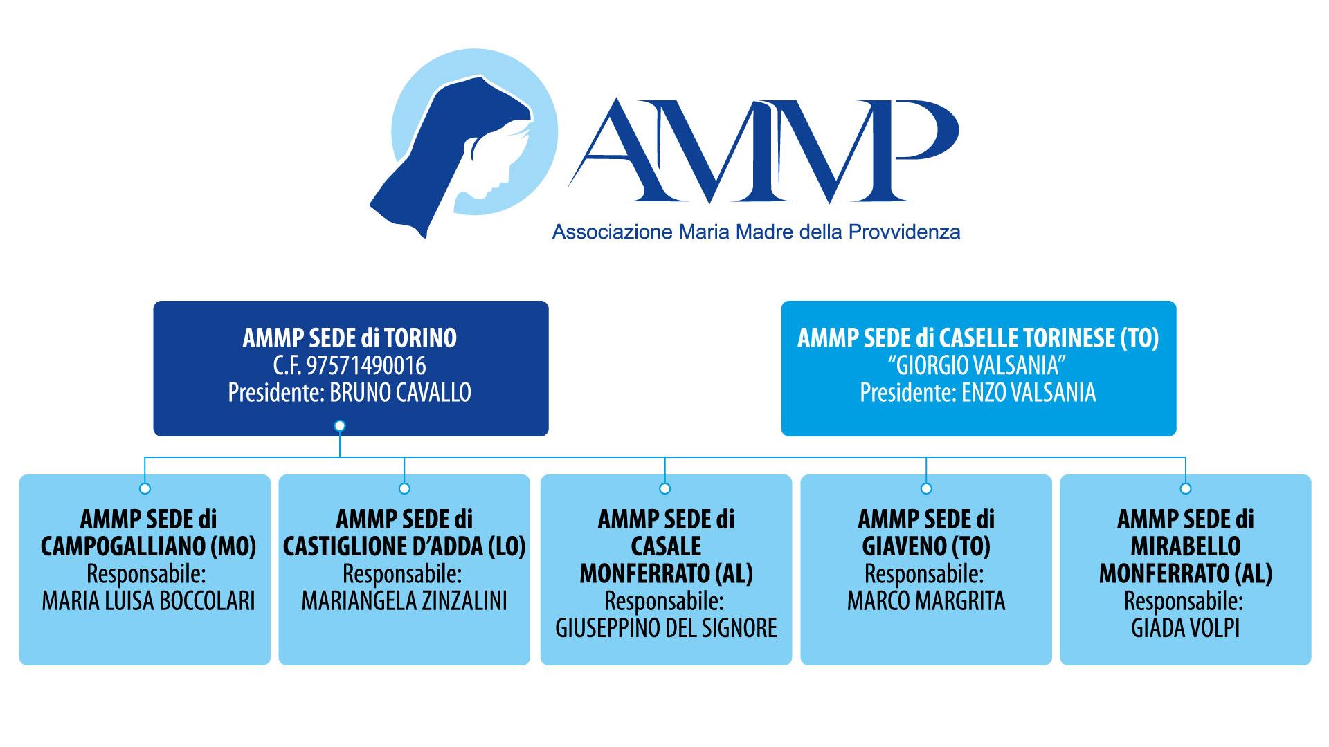 organigramma AMMP