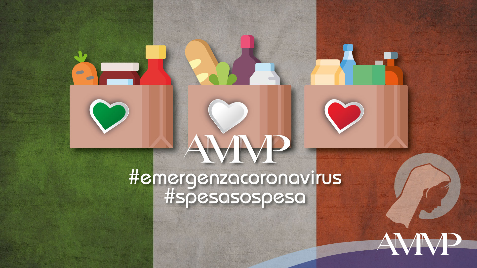 la spesa sospesa emergenza Coronavirus