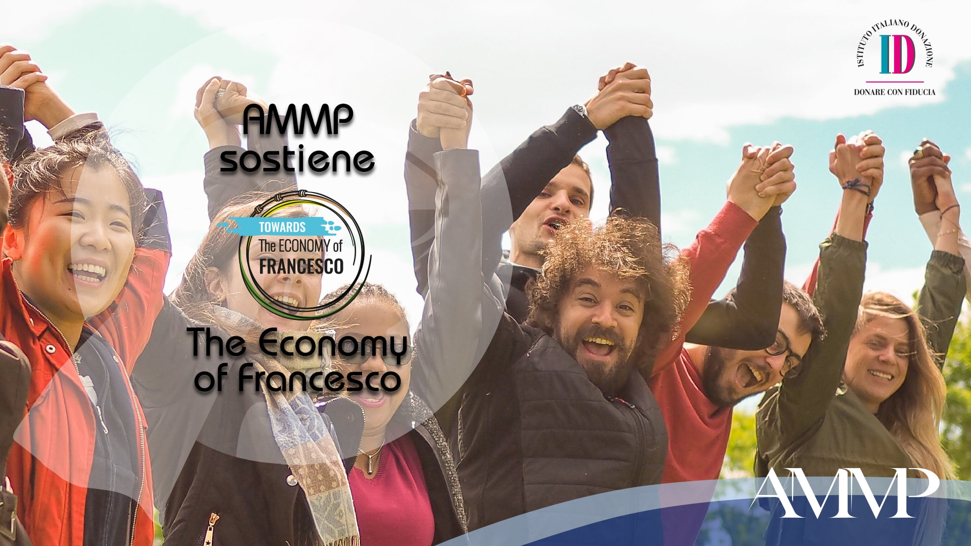 AMMP sostiene the Economy of Francesco