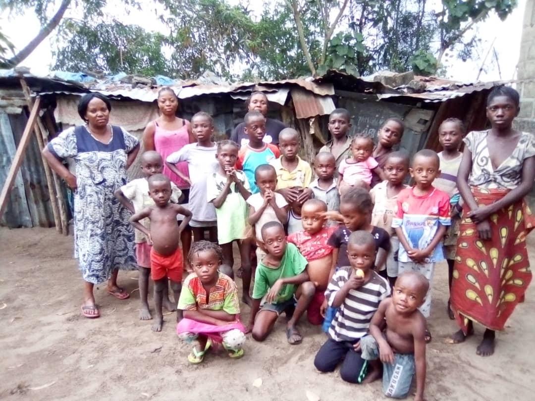 progetto AMMP in Congo