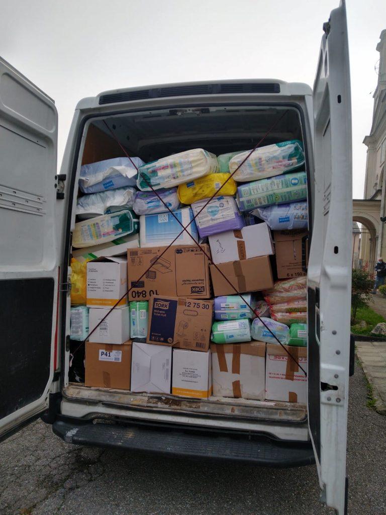 Pellegrinaggio di carità in Bosnia